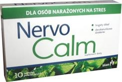 NervoCalm, tabletki powlekane, 10 szt