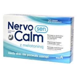NervoCalm Sen, tabletki, 20 szt