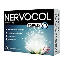 Nervocol Complex, tabletki, 30 szt