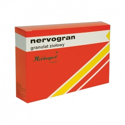 Nervogran, granulki, 80 g