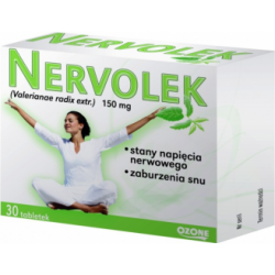 Nervolek, 150 mg, 30 tabletek