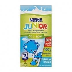 Nestle Junior mleko modyfikowane w proszku po 2 roku 350g
