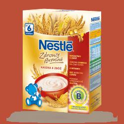 Nestle kaszka mleczno-pszenna z biszkoptami 250g