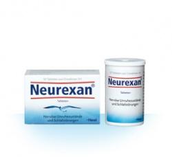 Neurexan, 25 tabletek