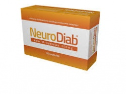 Neuro Diab, kapsułki 300mg, 60szt
