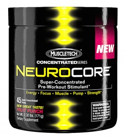 MUSCLE TECH - Neurocore International - 210 g