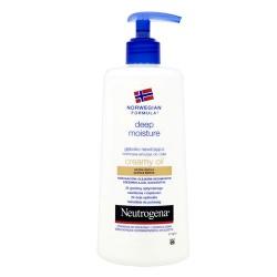 Neutrogena Formuła Norweska, emulsja do ciała, nawilżająca, skóra sucha, 250ml