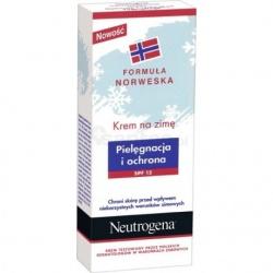 Neutrogena Formuła Norweska, krem do twarzy na zimę, 50 ml