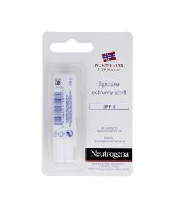 Neutrogena Formuła Norweska, pomadka, SPF 4, 4,8 g