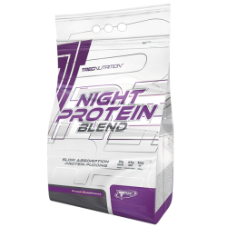 TREC - NIGHT PROTEIN BLEND - 2500g