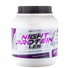 TREC - NIGHT PROTEIN BLEND - 1500g