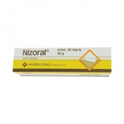 Nizoral, 2% krem, (20 mg  g), 30 g