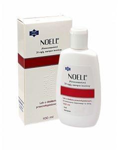 Noell, szampon leczniczy, 100 ml