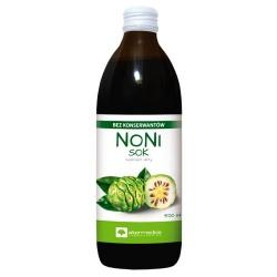 Noni, sok z owoców noni, 500 ml