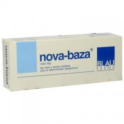 Nova-Baza Maść intensywnie natłuszczająca 30g