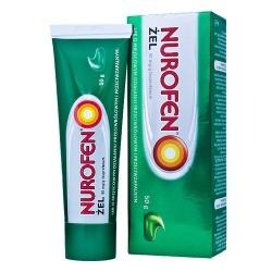 Nurofen, żel, (50 mgg), 50 g