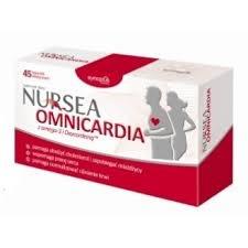 Nursea Omnicardia, kapsułki 45szt
