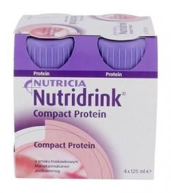 Nutridrink Protein, 4x125ml