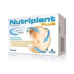 Nutriplant Plus, kapsułki, 10 szt