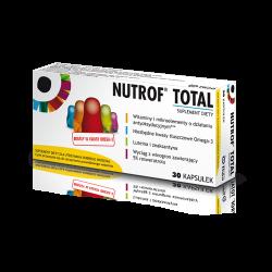 Nutrof Total, kapsułki, 30 szt