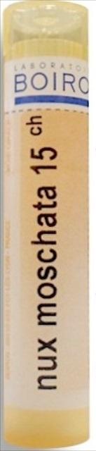 Nux moschata 15CH, granulki, 4 g (ok