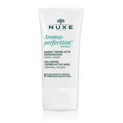 Nuxe Aroma Perfection, termoaktywna maseczka odblokowująca pory, 40 ml