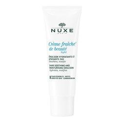 Nuxe Creme Fraiche, 24-godzinny koncentrat, nawilżający i kojący, 30 ml