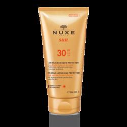 Mleczko do opalania twarzy i ciała SPF 30 NUXE Sun, 150 ml