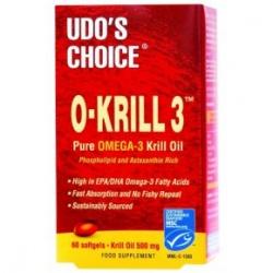 Olej z kryla – O-Krill 3, kapsułki, 60 sztuk
