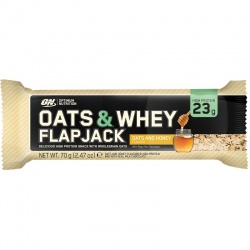 OPTIMUM - Baton - Oats and Whey Flapjack Bar - 70 g
