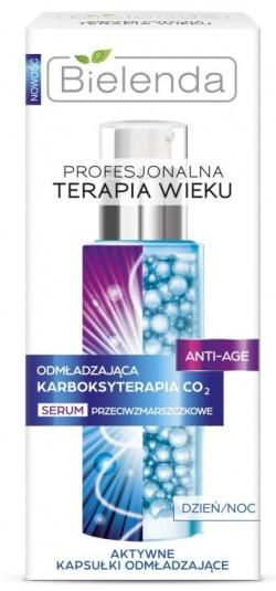 Odmładzająca Karboksyterapia CO₂ Serum przeciwzmarszczkowe