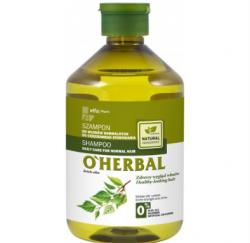o herbal szampon do włosów normalnych z borzozą