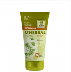 oherbal - scrub do stóp