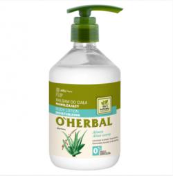 o herbal balsam aloesowy