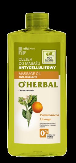 o'herbal - pomarańczowy olejek