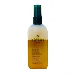 RENE FURTERER OKARA MINI Odżywka dwufazowa włosy farbowane BLOND pasemka +80% koloru 50ml