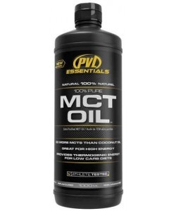 PVL - Olej  - 100% Pure MCT OIL - 1000ml