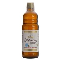 Olej lniany Boflax, dieta Dr