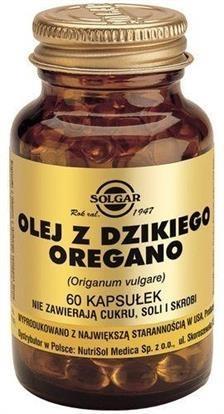 Olej z dzikiego oregano