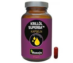 Olej z Kryla Superba, 60 kapsułek