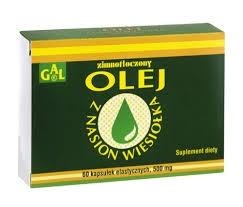 Olej z nasion Wiesiołka, 90 kapsułek