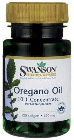 SWANSON Olej z Oregano - suplement diety