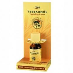 Olejek z drzewa herbacianego z kroplomierzem