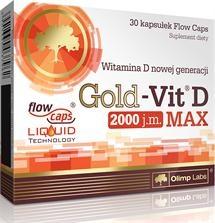Gold Vit D Max
