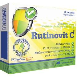 Olimp Rutinovit C, kapsułki, 30 szt