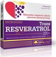 Trans Resveratrol 200+