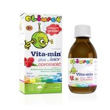 Olimp Vita-Min Plus Junior Odporność, syrop, 150 ml