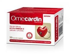 Omecardin, 50 kapsułek