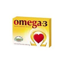 OMEGA-3, kapsułki, 120 sztuk
