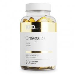 KFD Omega 3+ 90 kaps